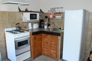 Cabañas Rio Mendoza, Lodge  Cacheuta - big - 12