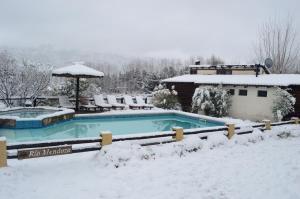 Cabañas Rio Mendoza, Lodge  Cacheuta - big - 25
