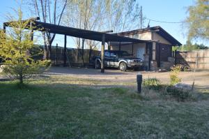 Cabañas Rio Mendoza, Lodge  Cacheuta - big - 27