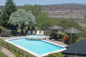 Cabañas Rio Mendoza, Lodge  Cacheuta - big - 28