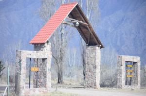 Cabañas Rio Mendoza, Lodge  Cacheuta - big - 29