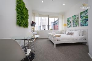Sky Tower Stunner Apartment, Apartmány  Auckland - big - 11