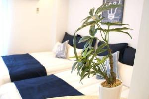Apartment in Yamashina 402, Ferienwohnungen  Kyoto - big - 26