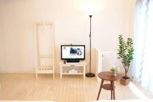 Apartment in Yamashina 402, Ferienwohnungen  Kyoto - big - 18