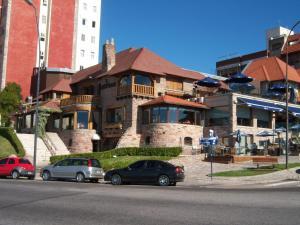Apartamento Eden frente a la playa, Apartmanok  Mar del Plata - big - 35