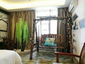 Guangzhou Zhenmei Dongfang Holiday Hotel, Nízkorozpočtové hotely  Kanton - big - 7