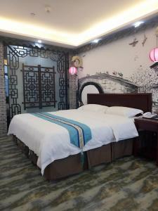 Guangzhou Zhenmei Dongfang Holiday Hotel, Nízkorozpočtové hotely  Kanton - big - 9