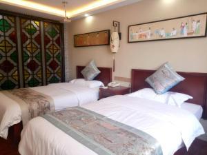 Guangzhou Zhenmei Dongfang Holiday Hotel, Nízkorozpočtové hotely  Kanton - big - 13