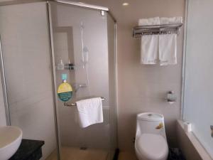 Guangzhou Zhenmei Dongfang Holiday Hotel, Nízkorozpočtové hotely  Kanton - big - 16