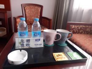 Guangzhou Zhenmei Dongfang Holiday Hotel, Nízkorozpočtové hotely  Kanton - big - 21