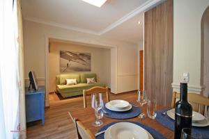 Almliesl SAAB-023, Appartamenti  Saalbach Hinterglemm - big - 10