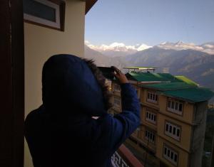 Tashi Gyaltsen, Hotels  Pelling - big - 18