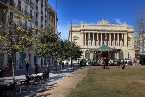 Les Patios du Vieux Port, Апартаменты  Марсель - big - 27