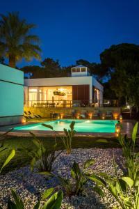 Villa 302 - Vale do Lobo, Виллы  Вале-до-Лобо - big - 1