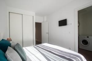 Flatsforyou Bed and Bike Turia, Апартаменты  Валенсия - big - 8