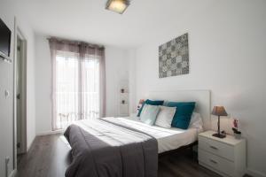 Flatsforyou Bed and Bike Turia, Апартаменты  Валенсия - big - 7