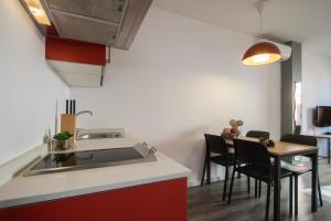 Flatsforyou Bed and Bike Turia, Апартаменты  Валенсия - big - 34