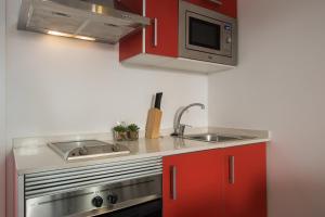 Flatsforyou Bed and Bike Turia, Апартаменты  Валенсия - big - 30