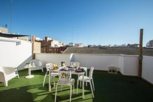 Flatsforyou Port Design, Ferienwohnungen  Valencia - big - 59