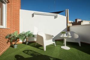 Flatsforyou Port Design, Ferienwohnungen  Valencia - big - 65