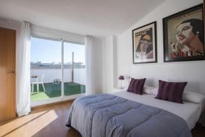 Flatsforyou Port Design, Apartments  Valencia - big - 42