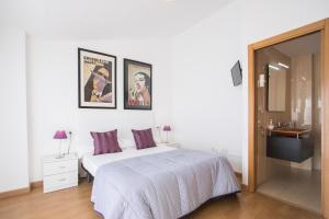 Flatsforyou Port Design, Apartmány  Valencie - big - 37
