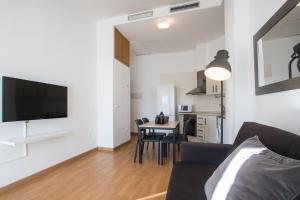 Flatsforyou Port Design, Apartmány  Valencie - big - 11