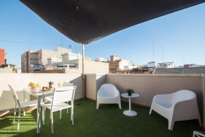 Flatsforyou Port Design, Ferienwohnungen  Valencia - big - 10