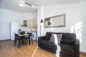 Flatsforyou Port Design, Apartmány  Valencie - big - 9