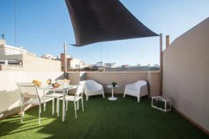 Flatsforyou Port Design, Ferienwohnungen  Valencia - big - 8