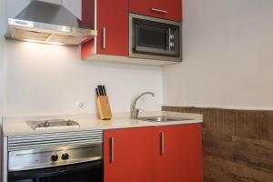Flatsforyou Bed and Bike Turia, Апартаменты  Валенсия - big - 33
