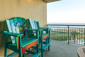 Oceanside at Palisade Palms, Case vacanze  Galveston - big - 9