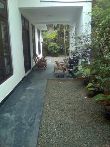 Villa Dineth, Апартаменты  Унаватуна - big - 3