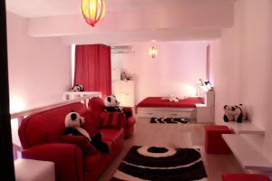 Sintria Court Premium, Art-Maisonettes & Panoramic Roof, Ferienwohnungen  Balchik - big - 51
