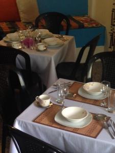 Hostal Etnolounge, Pensionen  Santa Marta - big - 21