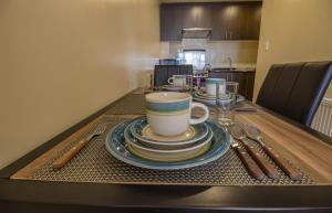 Apartamentos Entre Fronteras, Апартаменты  Пунта-Аренас - big - 8