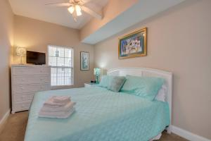 Coconut Grove 202 2nd Row Condo, Apartmány  Myrtle Beach - big - 24
