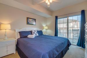 Coconut Grove 202 2nd Row Condo, Apartmány  Myrtle Beach - big - 14