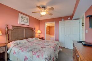 Malibu Pointe 1001 2nd row Condo, Apartments  Myrtle Beach - big - 11