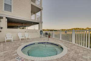 Ocean Marsh 108 Windy Hill Section Condo, Apartmány  Myrtle Beach - big - 14