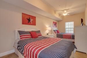 Coconut Grove 202 2nd Row Condo, Apartmány  Myrtle Beach - big - 4