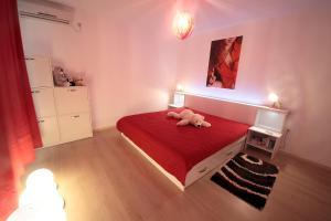 Sintria Court Premium, Art-Maisonettes & Panoramic Roof, Ferienwohnungen  Balchik - big - 54