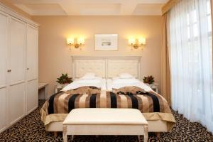 Hotel Royal Baltic 4* Luxury Boutique, Hotely  Ustka - big - 31