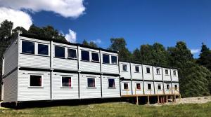Apartmán MobileHotel Grums Švédsko