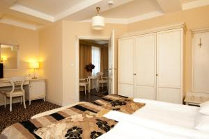 Hotel Royal Baltic 4* Luxury Boutique, Hotely  Ustka - big - 27