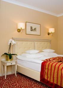 Hotel Royal Baltic 4* Luxury Boutique, Hotely  Ustka - big - 28