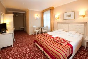 Hotel Royal Baltic 4* Luxury Boutique, Hotely  Ustka - big - 11