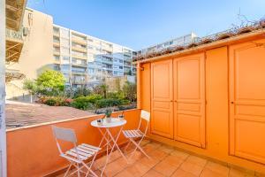 Studio avec Terrasse dans le Camas, Appartamenti  Marsiglia - big - 10