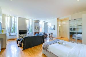 Studio avec Terrasse dans le Camas, Appartamenti  Marsiglia - big - 7