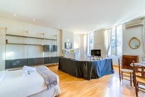 Studio avec Terrasse dans le Camas, Appartamenti  Marsiglia - big - 6